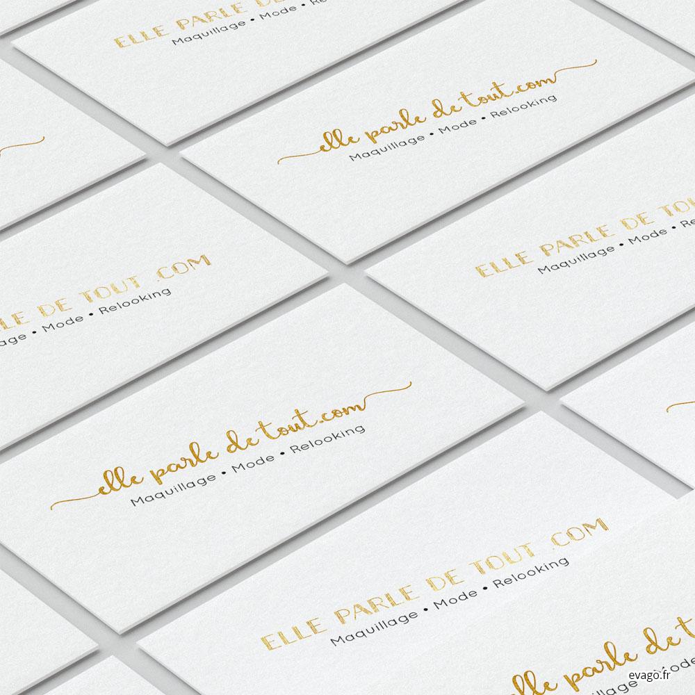 evago.fr Eva Goaoc Mulhouse Print Design Graphiste Création de logo, identité visuelle, cartes de visite Business cards